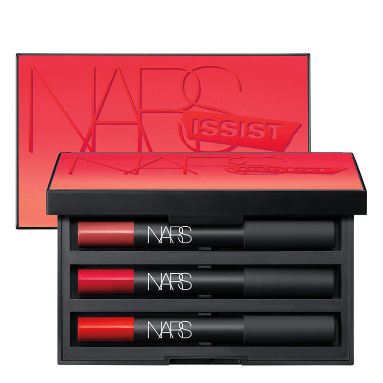Trio de pinceaux à lèvres NARSissist, NARS Palettes lèvres
