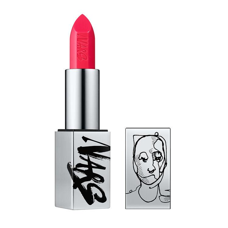 Connor Tingley Audacious Lipstick, NARS Rose