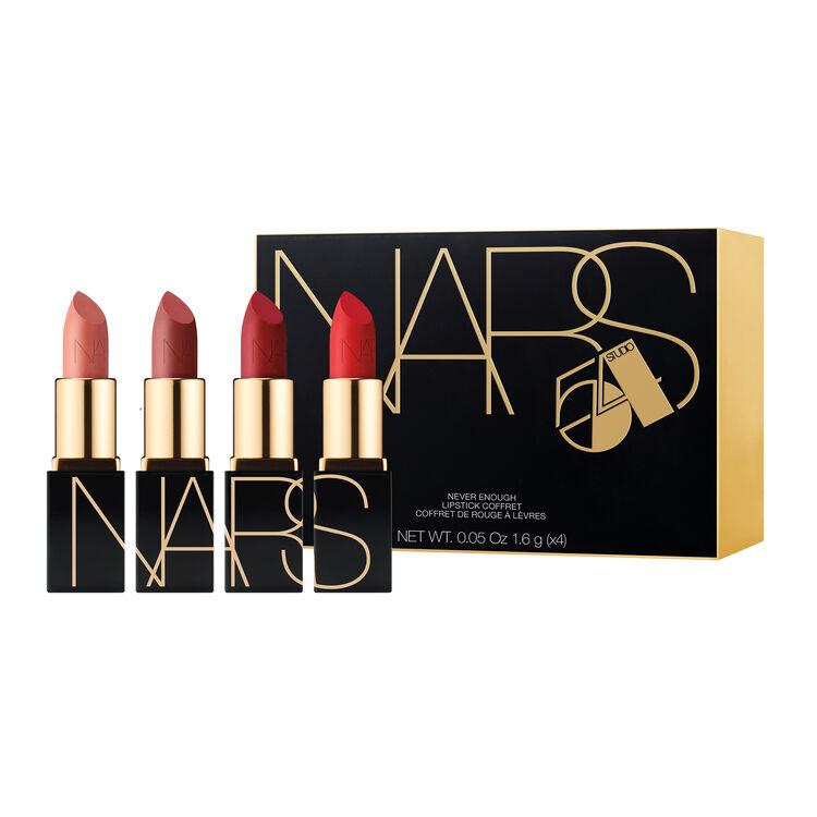 Coffret de mini rouges à lèvres Never Enough, NARS Studio 54