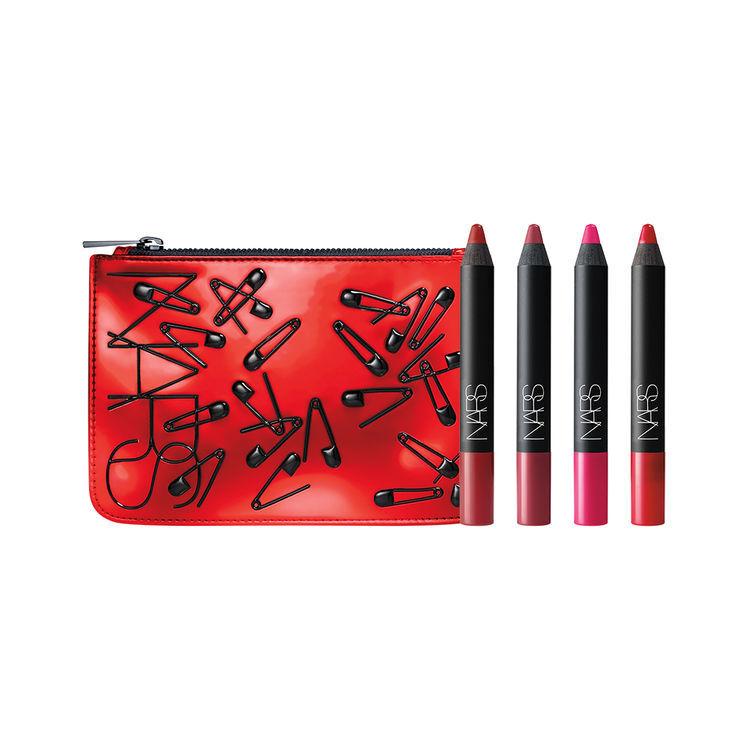 Set de crayons pour les lèvres Velvet Matte Riot, NARS Dernière chance