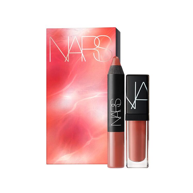 Duo lèvres Explicit Color, NARS Format voyage