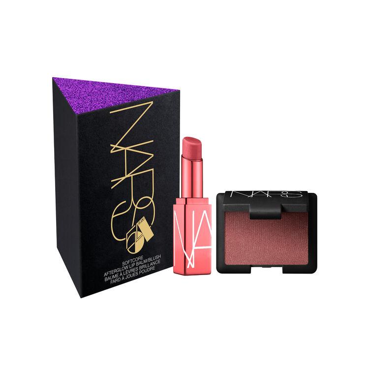 Coffret mini blush et baume Softcore, NARS Studio 54