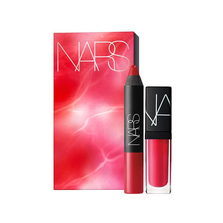 Duo lèvres Explicit Color, NARS Palettes et cadeaux