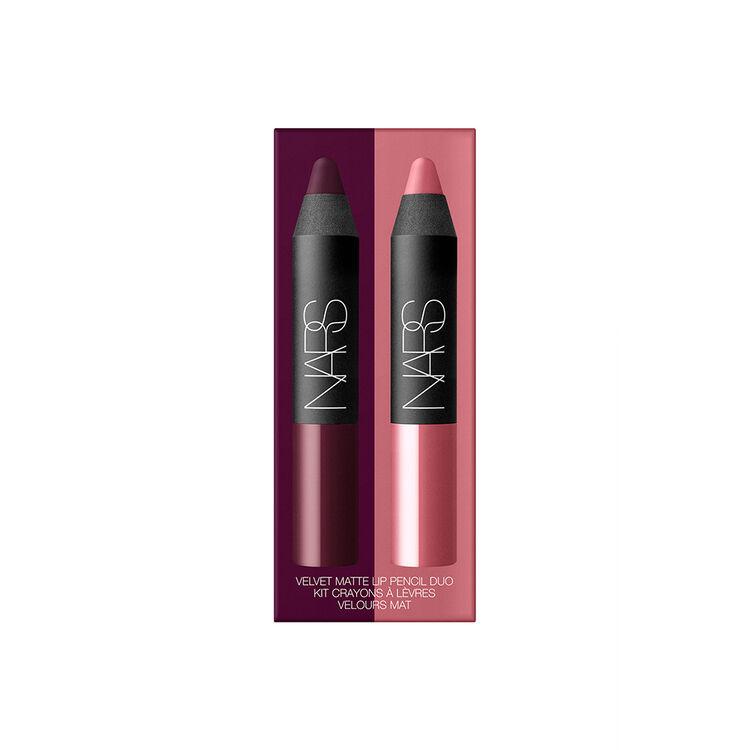Mini Duo Velvet Matte Lip Pencil, NARS Contenant pour échantillon