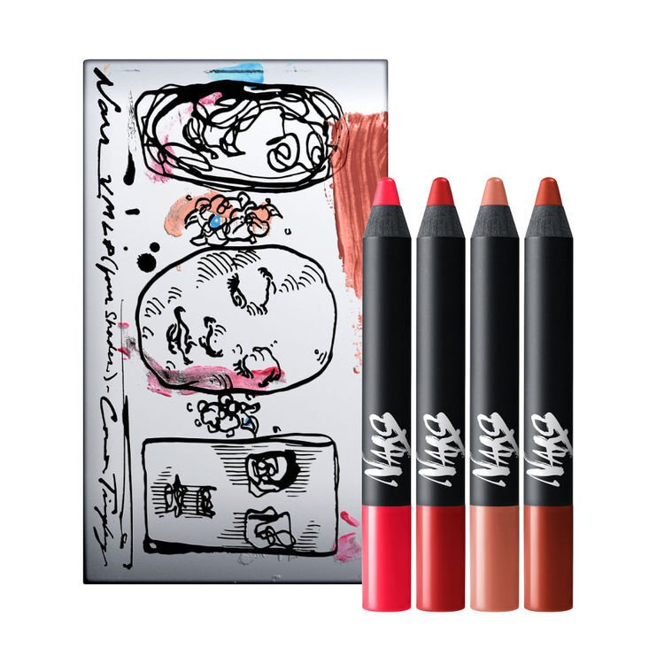 Connor Tingley Velvet Matte Lip Pencil Set, NARS Exclusivités web