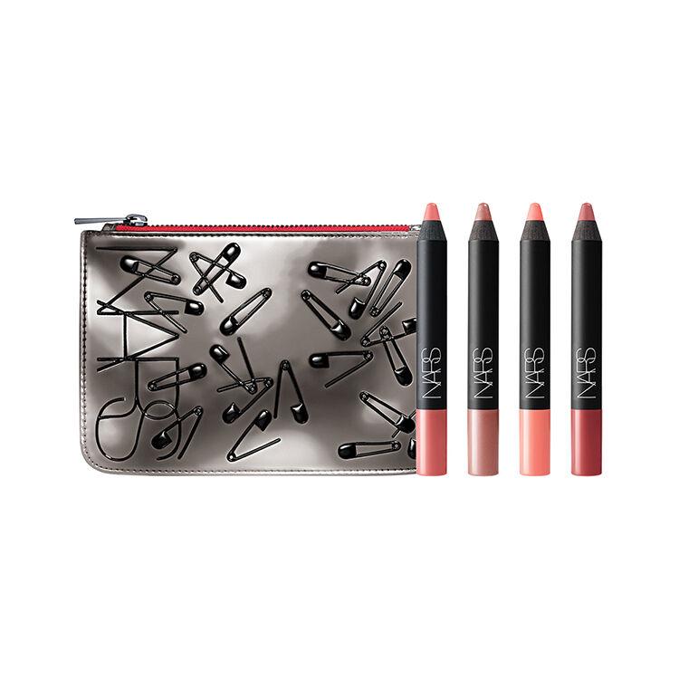 Set de crayons pour les lèvres Velvet Matte Ransom, NARS Palettes lèvres