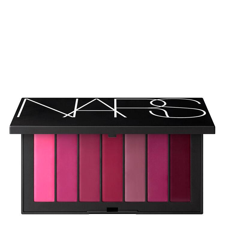 Palette Audacious Lipstick, NARS Palettes lèvres