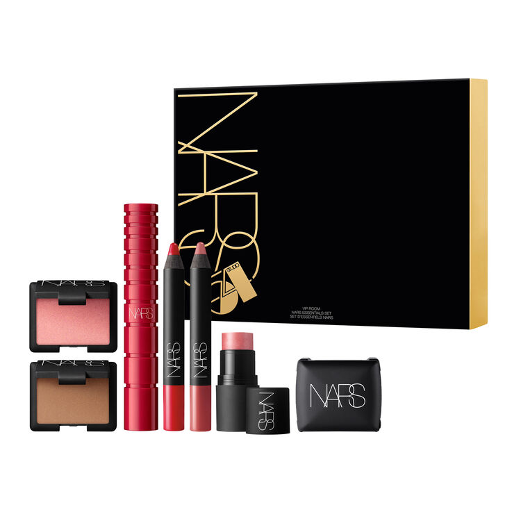 Coffret d'essentiels NARS VIP Room, NARS Multi-usage