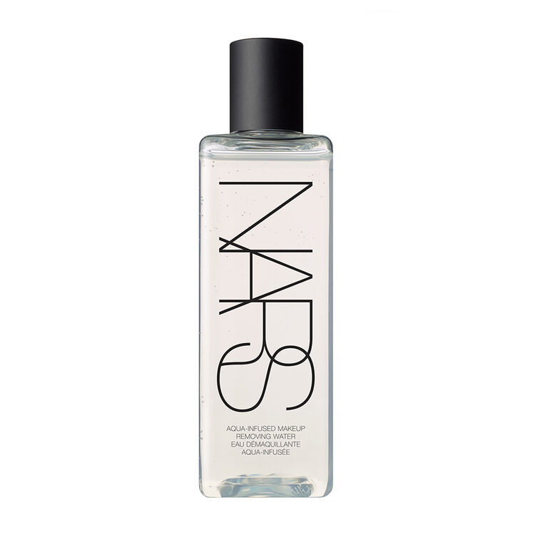 Aqua-Infused Makeup Removing Water, NARS Soins du visage