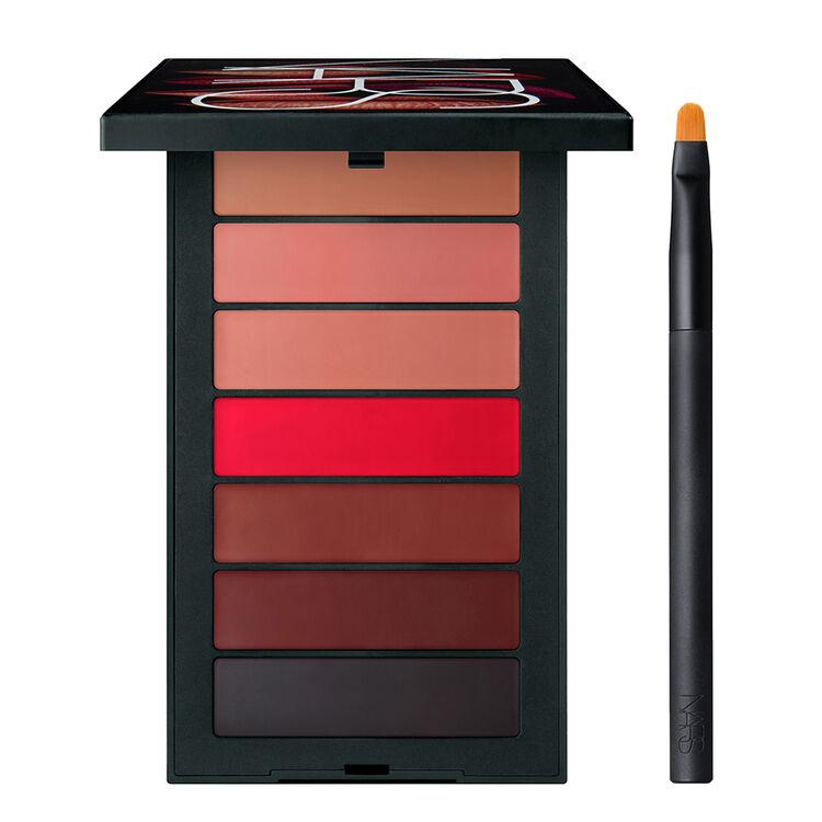 Palette Audacious Lipstick 7Deadly Sins, NARS Palettes et cadeaux