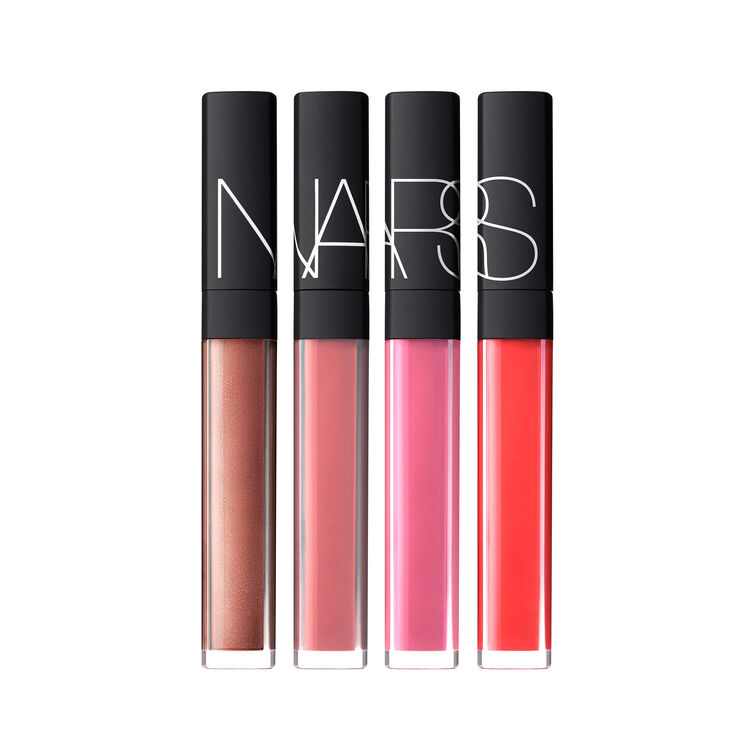 Coffret gloss Hot Tropic, NARS Lèvres