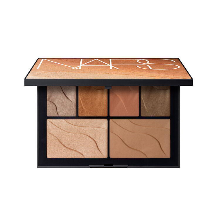 Palette visage Summer Lights, NARS Yeux