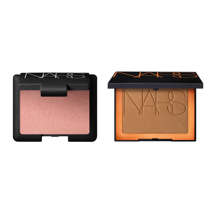 THE ICONIC BLUSH & BRONZER BUNDLE, NARS Poudre bronzante