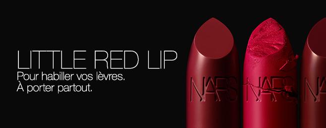 Pour habiller vos lèvres. À porter partout.